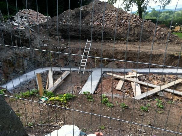 Foundations laid