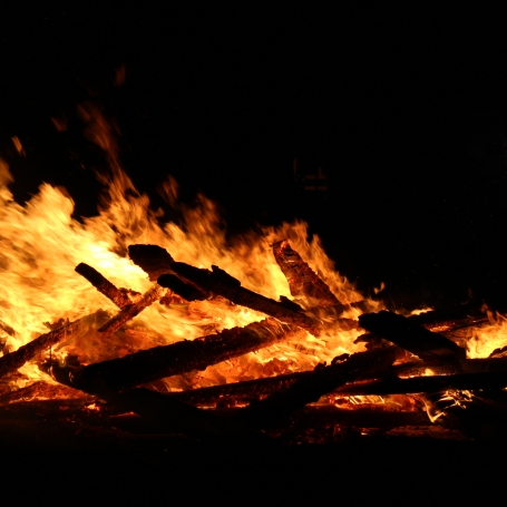 This year's bonfire night