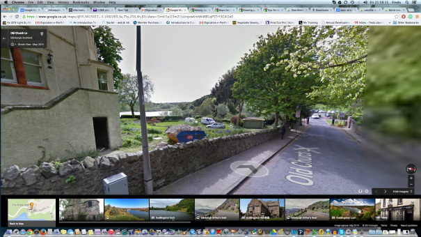 Google Street View prebuild 7