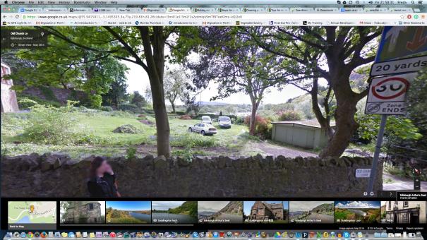 Google Street View prebuild 6